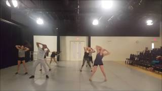 Intermediate Jazz Debelah Morgan Dance With Me