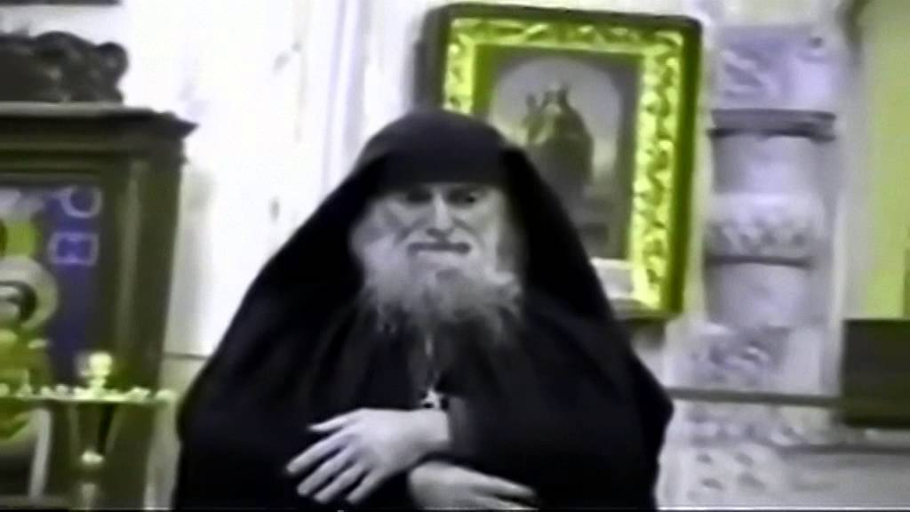 Άγιος Γαβριήλ της Γεωργίας ο Ομολογητής και δια Χριστόν Σαλός - YouTube