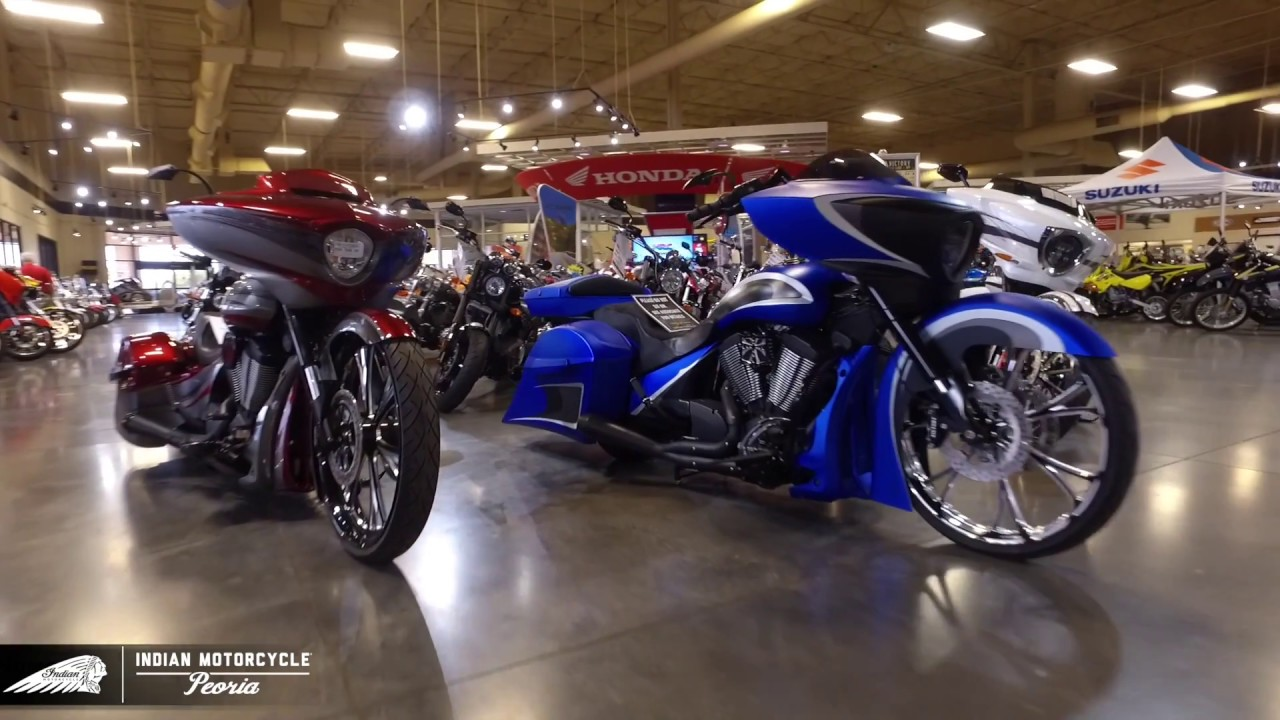 Victory Closeout sales at Indian Motorcycle Peoria
