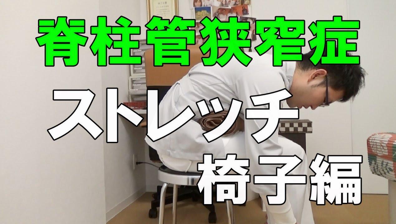 狭窄 ストレッチ 症 管 脊柱 脊柱管狭窄症になったら試してみたいストレッチの方法7選|ヘルモア