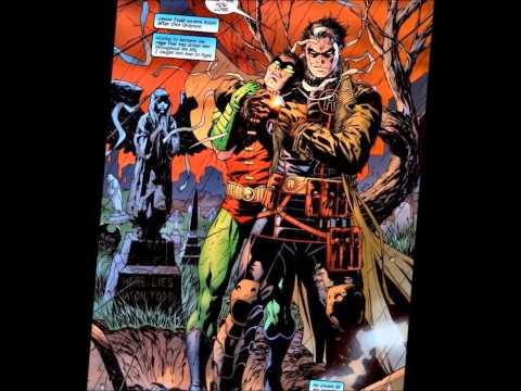 Real Deal Cocktails- DC Comics #5 - Tim Drake (Robin #2)