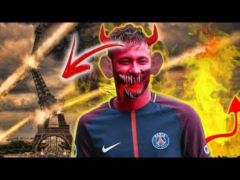 DESTRUINDO E REBAIXANDO O PSG 😈 | FIFA 18 Experimentos