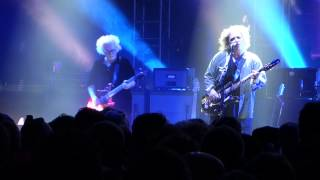 The Cure - A Man Inside My Mouth  - Live @ Hammersmith 23 december 2014