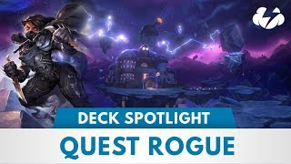 Tier 1 Spotlight, Quest Rogue! | Hearthstone | [The Boomsday Project]