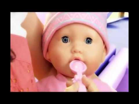 Baby Habibi Talking Baby بيبي حبيبي دميتي الناطقة Youtube