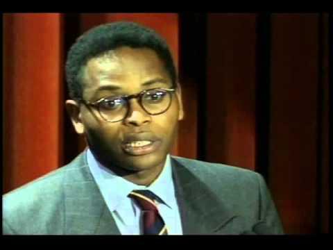 1995 Goldman Environmental Prize Ceremony: Ken Saro Wiwa