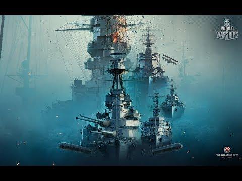World of Warships - TierX Carrier Midway & Hakuryu News