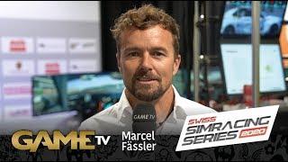 Game TV Schweiz - Marcel Fässler | Profi Rennfahrer | SWISS SIMRACING SERIES