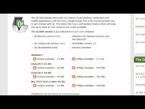C++ GUI with Qt online course video lectures by Other