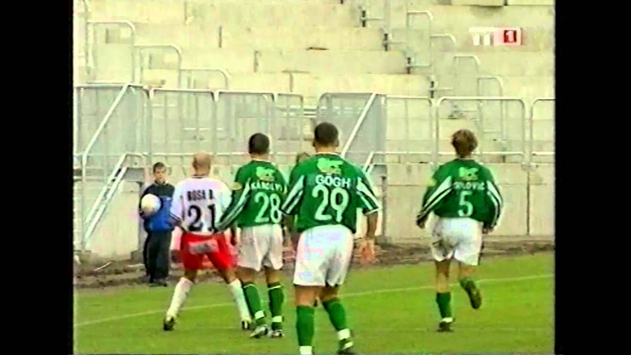 Dunaferr-Győri ETO | 2-1 | 2002. 04. 13 | MLSZ TV Archív