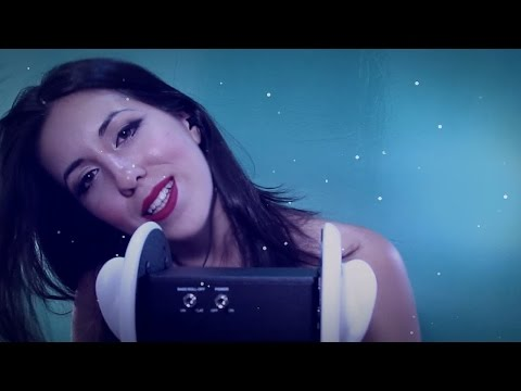 Do you want to sleep? WATCH THIS VIDEO! - ASMR - Relaxing Binaural Massage