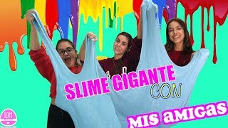 SLIME GIGANTE 5KILOS/DIY GIANT SLIME/LA DIVERSION DE MARTINA