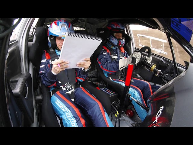 8. rally Kumrovec 2019 | Shakedown | Rok Turk - Blanka Kacin (Hyundai i20 R5)