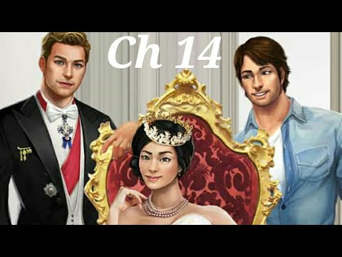 Choices:- The Royal Romance Chapter #14 (Diamonds used)
