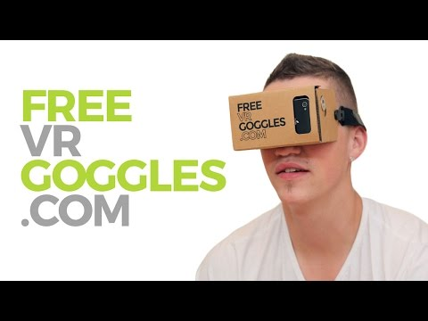 Porn site sponsoring free Google Cardboard headsets – get yours now (US only)