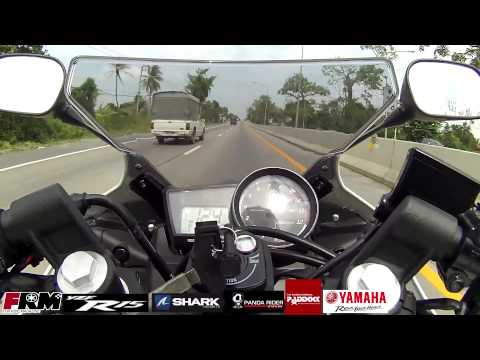 Yamaha R15 Acceleration Test + Top Speed