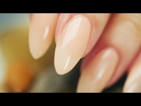 Thumbnail: Almond-Shaped, Acrylic Nails Step By Step Tutorial