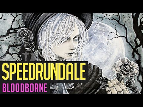 Bloodborne (All Bosses / All DLC) Speedrun In 1:21:34 Von CbRoFL | Speedrundale