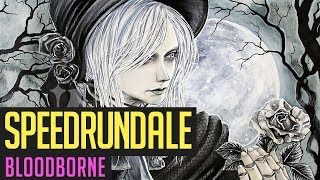 Bloodborne (All Bosses / All DLC) Speedrun in 1:32:47 von cbRoFL | Speedrundale