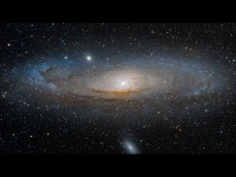 Galactic Sound of Andromeda -: f=1/t Light Bridge :- by Cosm