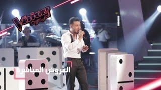 حسين بالحاج يغني
