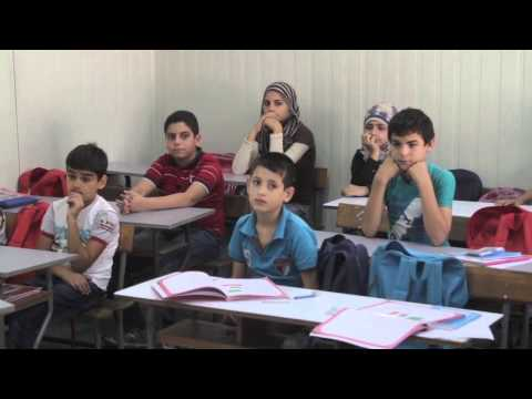 Syrian Refugees Given New Hope for Education in Lebanon