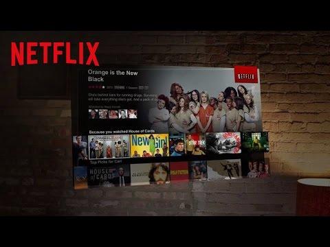 ducing: A Brand New Netflix Experience On TVs  Netflix
