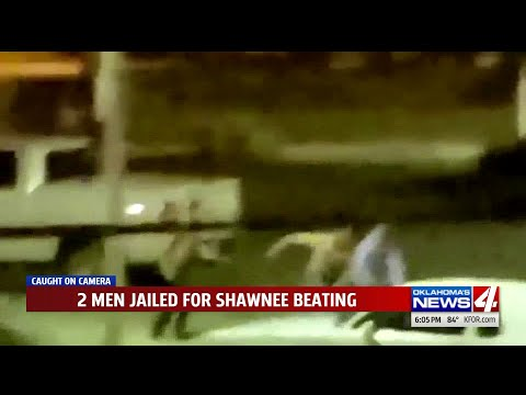 2 Men Jailed After Beating In Shawnee