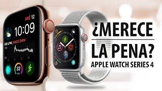 Apple Watch Series 4, ¿merece la pena comprarlo?
