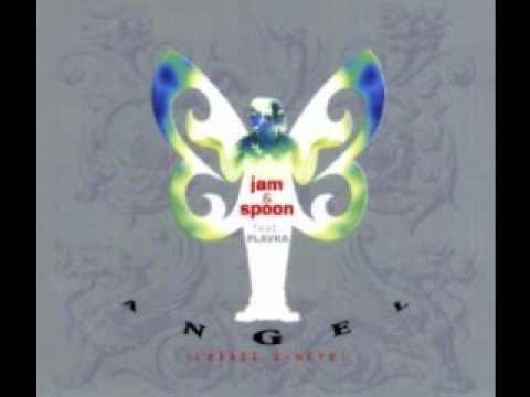 Jam & Spoon Feat Plavka - Angel (Ladadi O-Heyo) (158 BPM Mix)