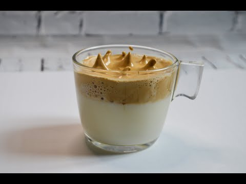 Кофе Далгона - воздушный и вкусный кофе.