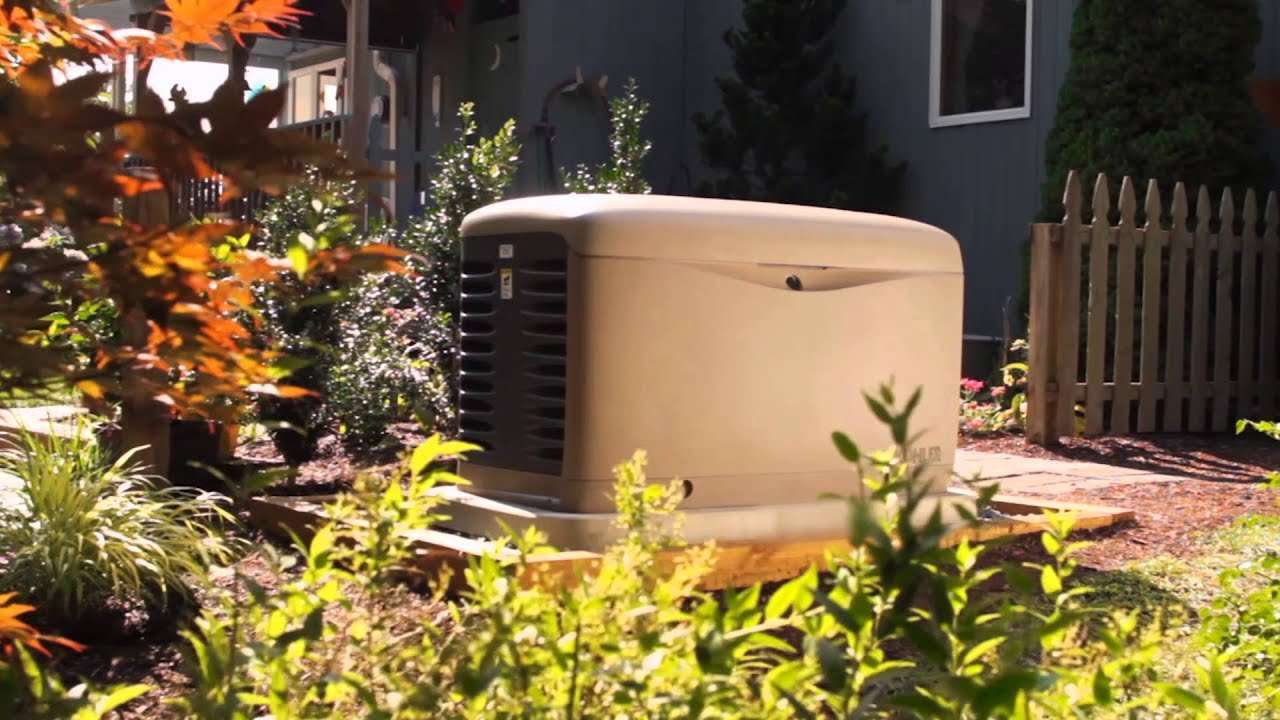 Why Kohler What is the best home generator to
