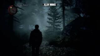 Alan Wake - Xbox 360 Gameplay (Part 1/2)