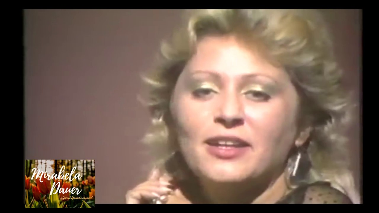 MIRABELA DAUER - AS DA ORICE - YouTube  |Mirabela Dauer