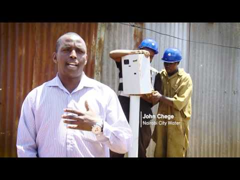 Partnership provides access to safe and affordable drinking water in Kenya