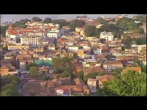 An TV Interview of Gulangyu Island by ABC ( Australia Broadcast Corporation)