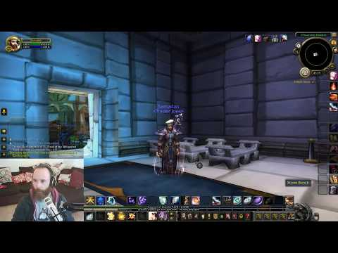 WoW Gold Stream - Chill Chats, Draenor and a Mild Jump Scare