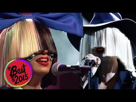 6 Mejores Presentaciones de Sia