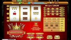 Grand Crown slots   Black Pearl Casino   Free Facebook online game