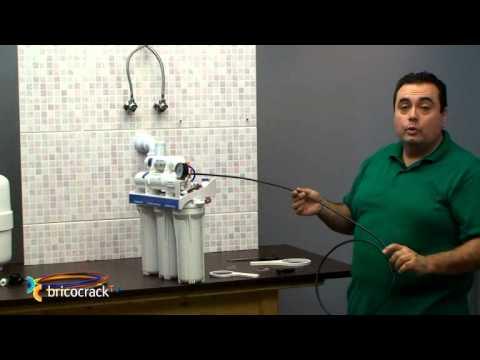 Instalar un grifo con equipo de smosis inversa for Grifos originales