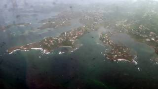 Grenada, Carriacou from Top [Full HD]