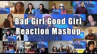 """Video Minhyuk(BTOB,MONSTA X) & Youngjae & BAMBAM - Bad Girl Good Girl """"Reaction Mashup download MP3, 3GP, MP4, WEBM, AVI, FLV November 2018"""