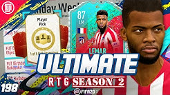 *BONUS* RED PICK!!!! ULTIMATE RTG #198 - FIFA 20 Ultimate Team Road to Glory