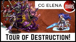 ELENA TOUR OF DESTRUCTION Bring on the New Meta! | FFBE