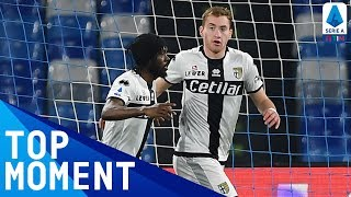 Kulusevski spoils Gattuso's Napoli debut! | Napoli 1-2 Parma | Top Moment | Serie A TIM