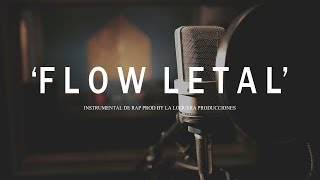 FLOW LETAL BASE DE RAP OLD SCHOOL HIP HOP