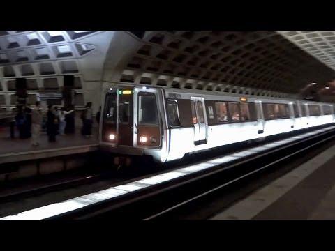 Washington Metro - L'Enfant Plaza