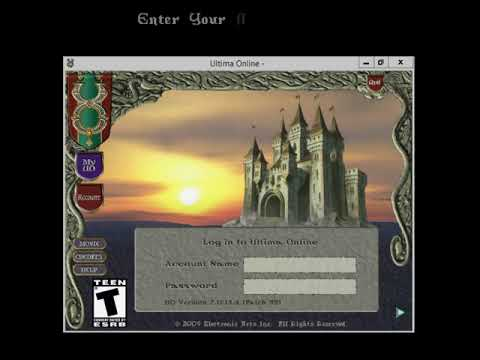 UO Evolution – Ultima Online Custom Freeshard: Connect