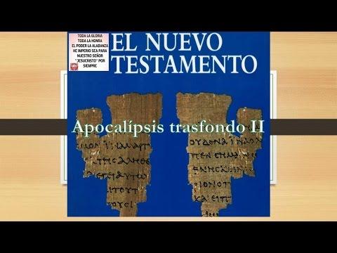 "42/46 – ""El Apocalipsis de San Juan: Trasfondo (II)"", por Third Millennium Ministries"