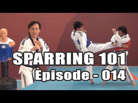 🥋 Olympic Style Taekwondo Sparring Training Course - Episode 014 | TaekwonWoo